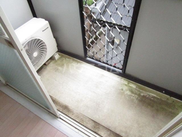 レオパレス森田 201号室のバルコニー