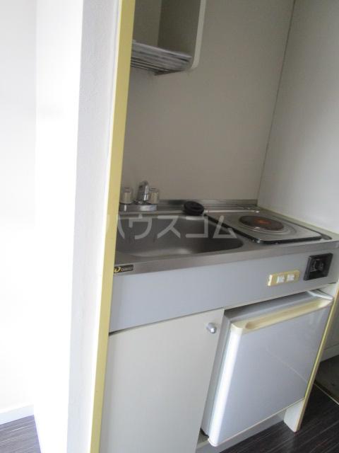 GARDEN HILL国分寺 105号室のキッチン