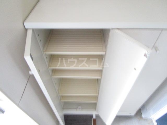 GARDEN HILL国分寺 202号室の収納