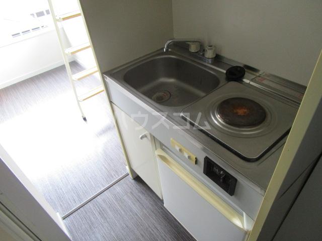 GARDEN HILL国分寺 206号室のキッチン
