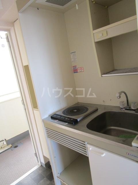 パークアベニュー国分寺 303号室のキッチン