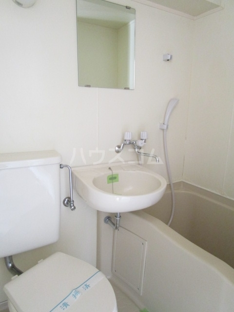 パークアベニュー国分寺 303号室の風呂
