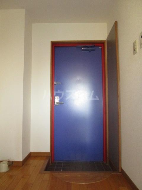 メビウスair 3-C号室の玄関