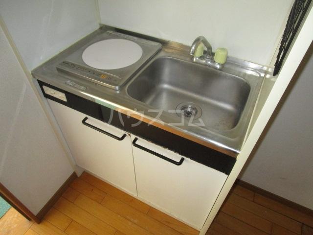 メビウスair 3-C号室のキッチン