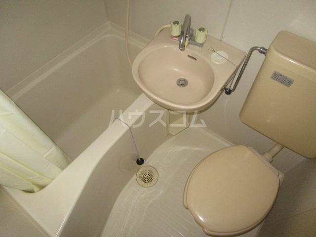メビウスair 3-C号室の風呂