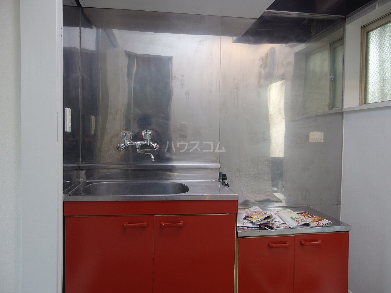 NKハイツ 210号室のキッチン