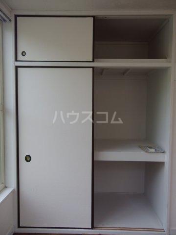 NKハイツ 210号室の収納