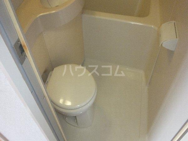 新清洲クラウンビル 201号室のトイレ
