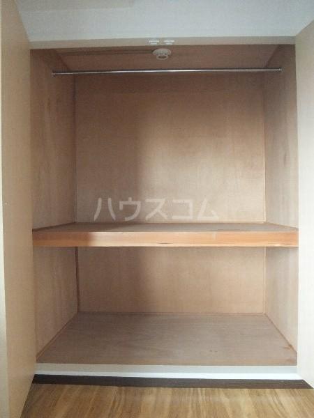 新清洲クラウンビル 201号室の収納