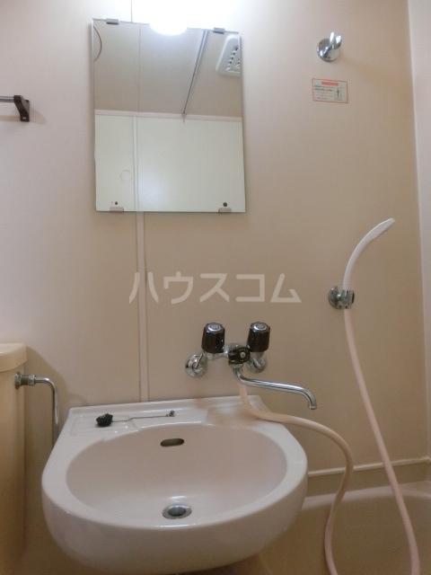STコーポ 203号室の洗面所