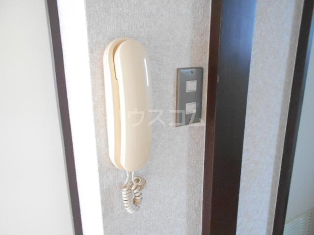 ラ プランセス 2-D号室のセキュリティ