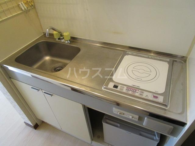 エスタ国分寺弐番館 103号室のキッチン