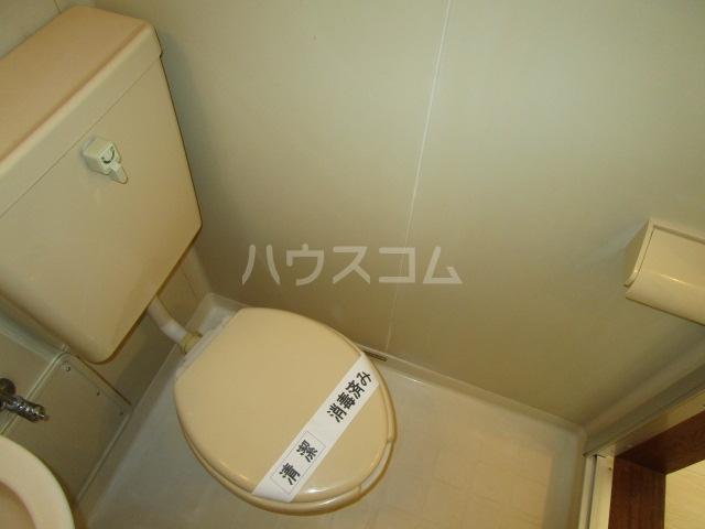 エスタ国分寺弐番館 103号室のトイレ