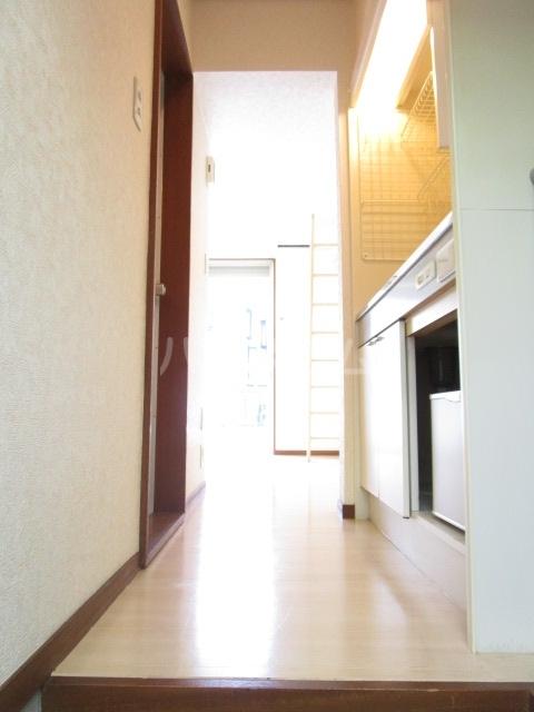 エスタ国分寺弐番館 103号室の玄関