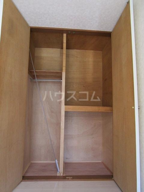 エスタ国分寺弐番館 103号室の収納