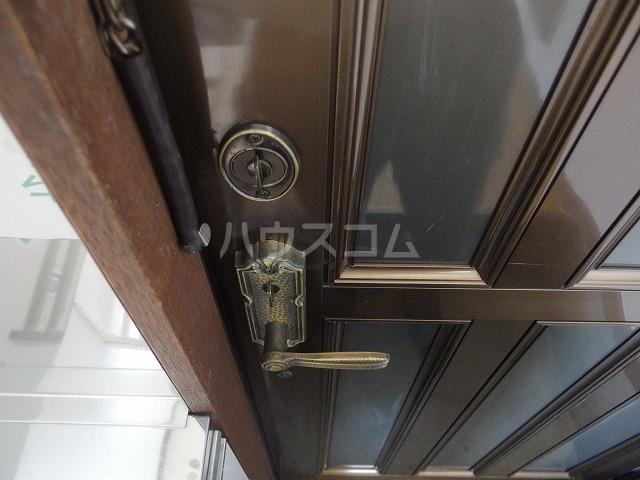 コーポ北形 201号室のセキュリティ
