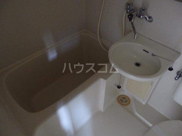 コーポ北形 201号室の風呂
