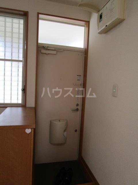 ベーネ8 205号室の玄関