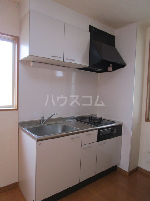 ベーネ8 205号室のキッチン