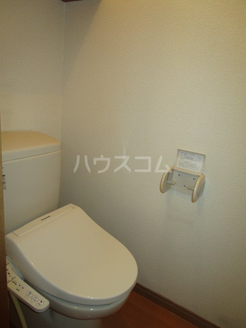 ベーネ8 205号室のトイレ