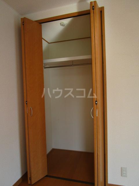 ベーネ8 205号室の収納