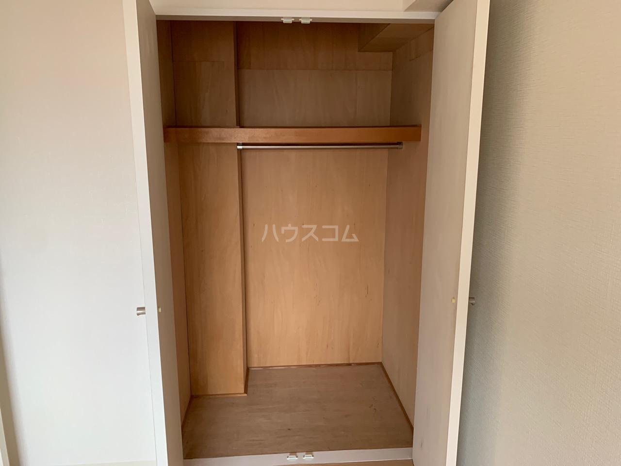 YMDⅢマンション 407号室の収納