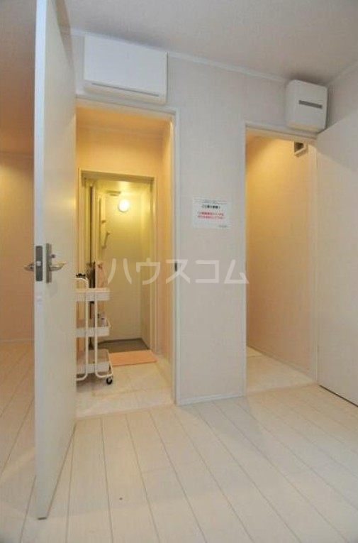NOARK桜新町1丁目Ⅰ 105号室のセキュリティ