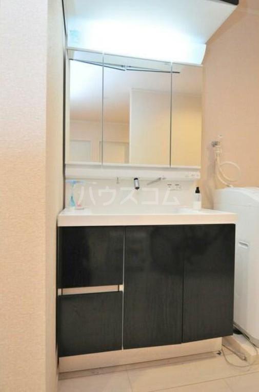 NOARK桜新町1丁目Ⅰ 105号室の洗面所