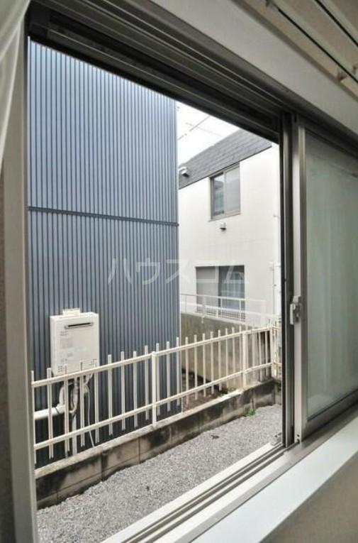 NOARK桜新町1丁目Ⅰ 105号室のバルコニー
