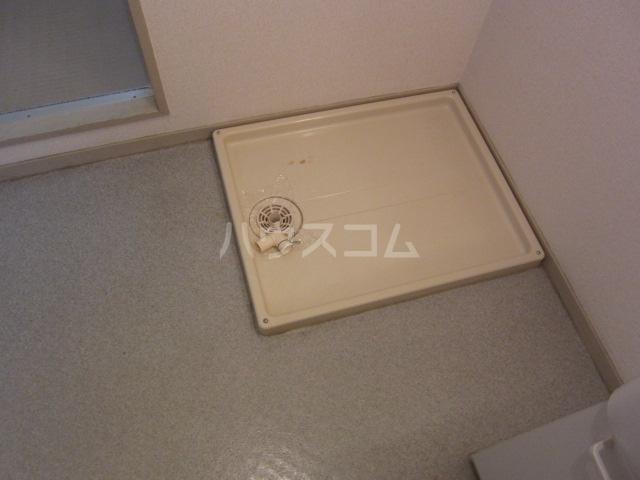 グリンパーク清水 202号室の設備