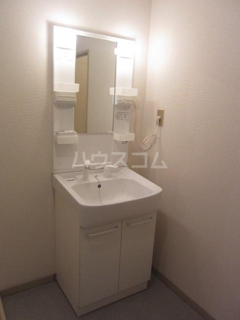グリンパーク清水 202号室の洗面所