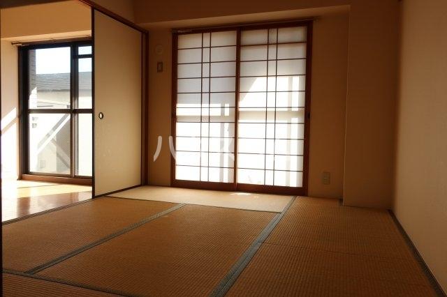 イトーピア正木公園 203号室のベッドルーム