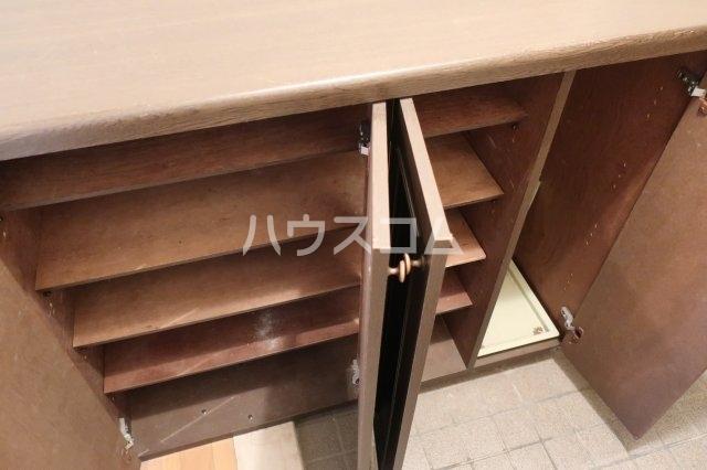 イトーピア正木公園 203号室の収納