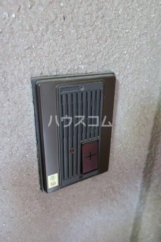 イトーピア正木公園 203号室のセキュリティ