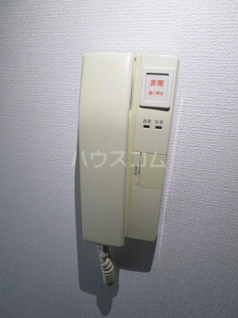 第6千代鶴ビル 206号室のセキュリティ