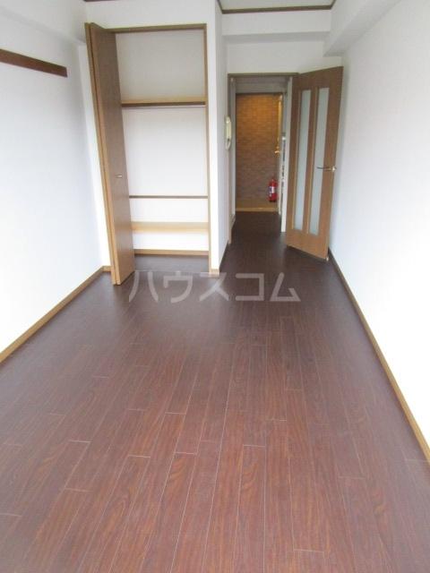 第6千代鶴ビル 206号室のベッドルーム