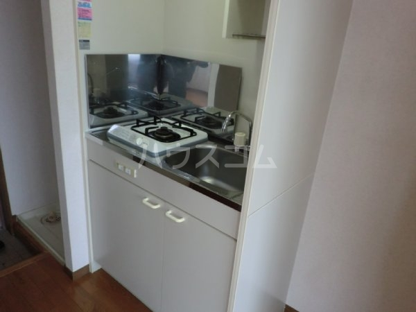 第6千代鶴ビル 306号室のキッチン
