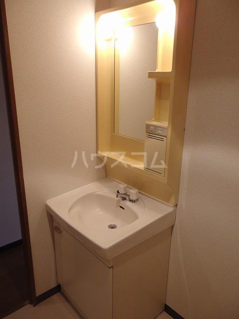 ガーデンスクエア 503号室の洗面所