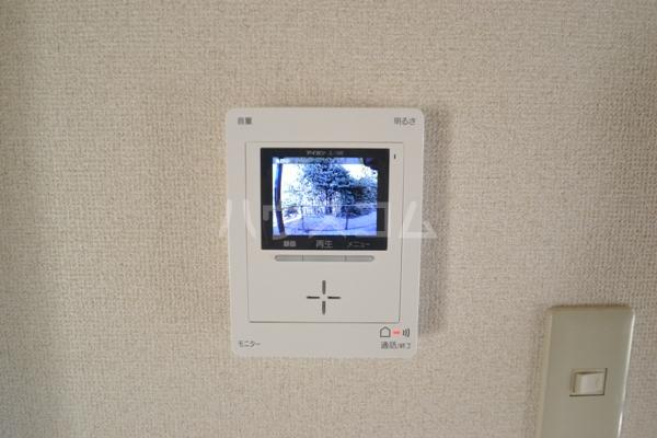 サンハイツⅠ 101号室のセキュリティ