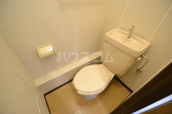 サンハイツⅠ 101号室のトイレ