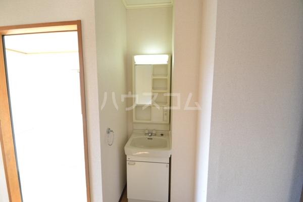 サンハイツⅠ 101号室の洗面所