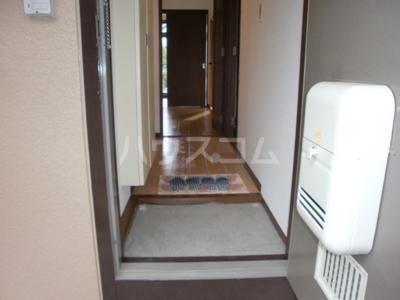 サンハイツⅠ 101号室の玄関
