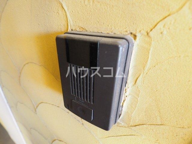 エクセレンス鳩岡 802号室のセキュリティ