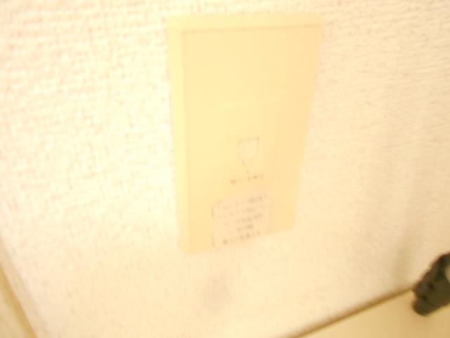 サンハイツ越野 206号室のセキュリティ
