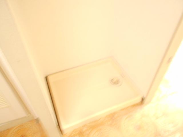 サンハイツ越野 206号室の風呂