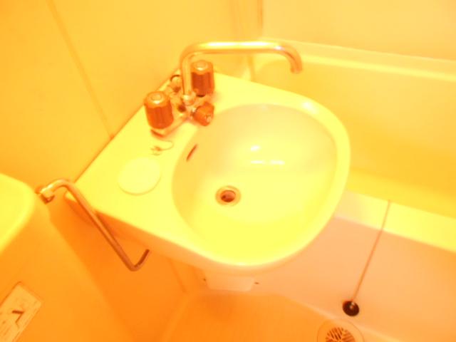 サンハイツ越野 206号室の洗面所
