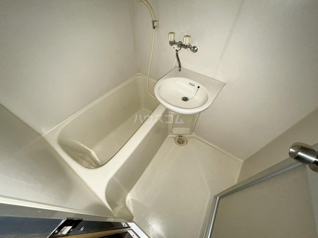 スクエアK 201号室の風呂