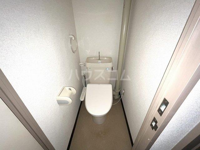 スクエアK 201号室の洗面所