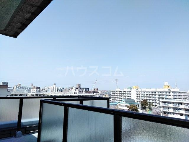 ローズガーデン行徳フィネス 705号室の景色