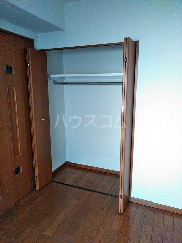 ローズガーデン行徳フィネス 705号室の収納